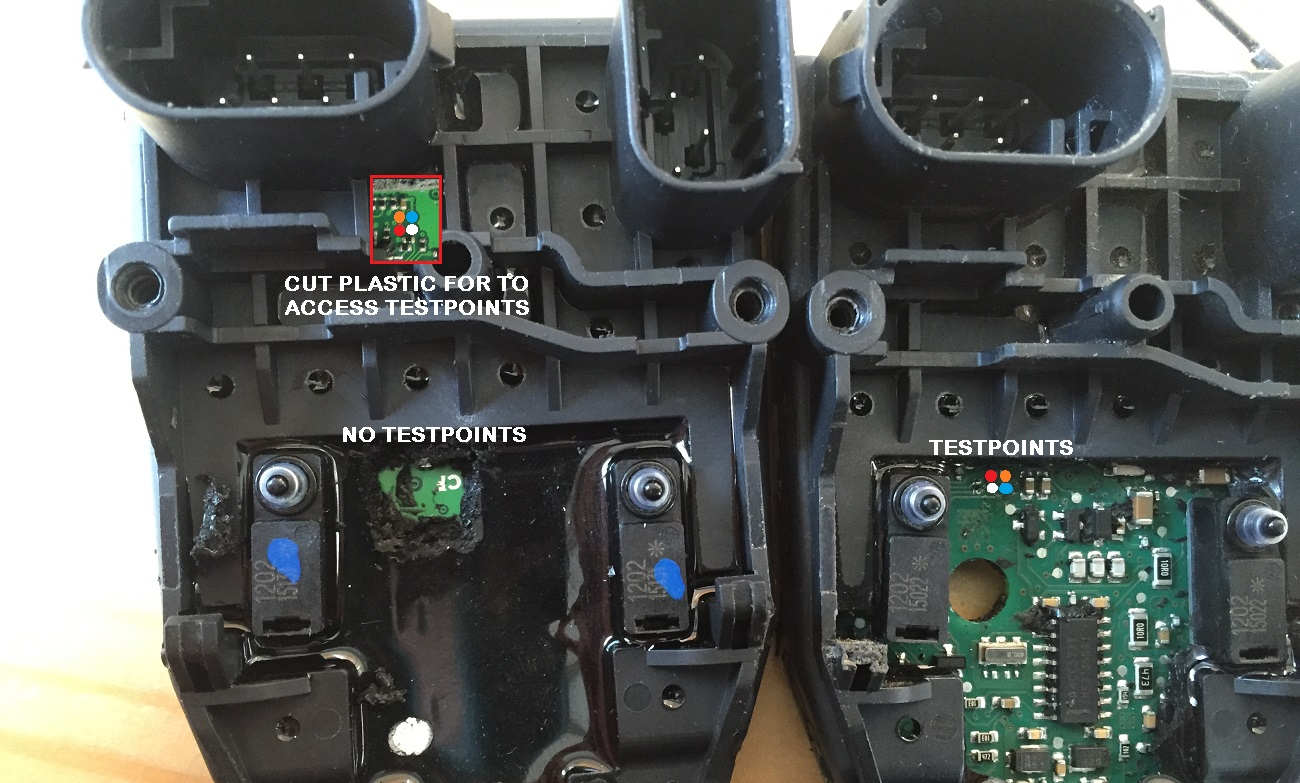 If Motorola is LOCKED, software will unlock it automatically before to read  eeprom area. Also you can synchronise engine ECU and handsfree key unit if  they ...